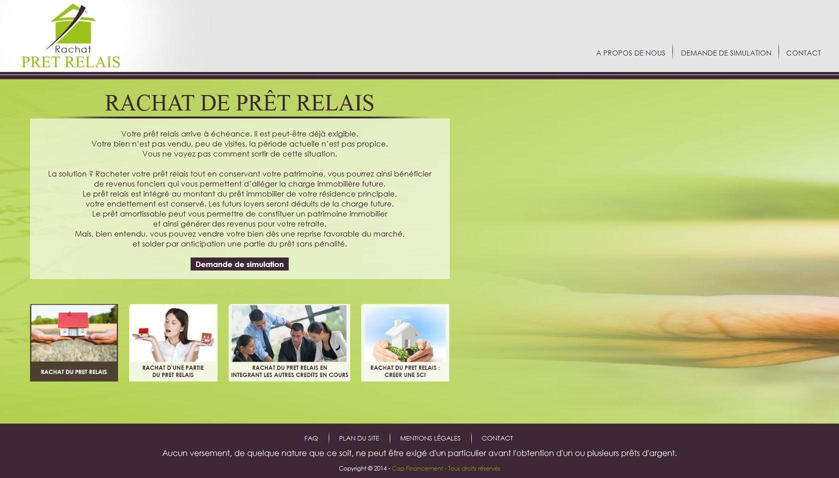 Rachat Prêt Relais