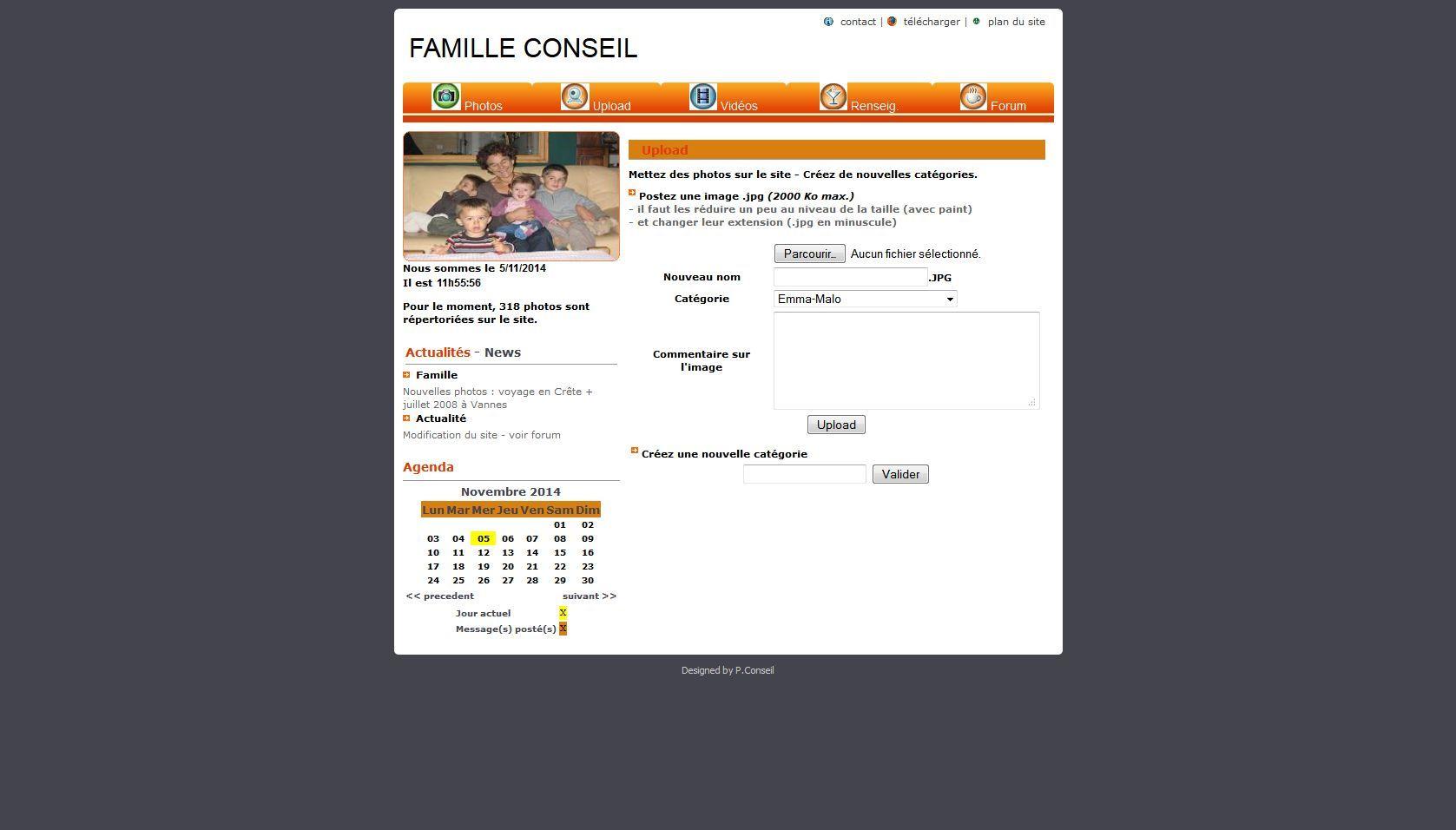 Famille Conseil