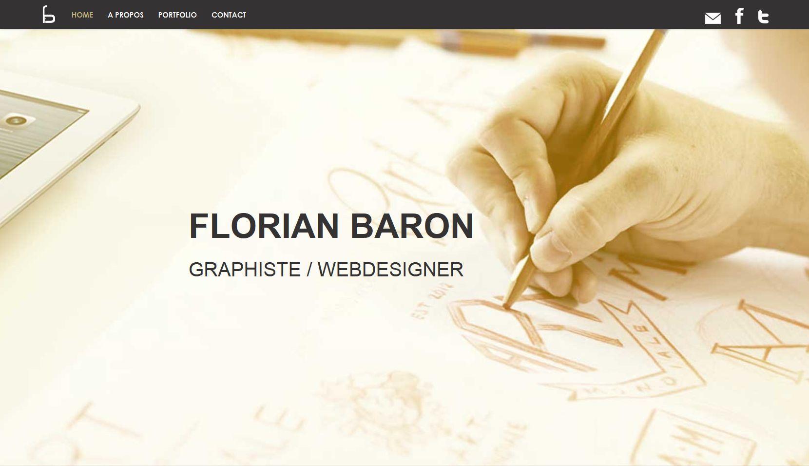 Portfolio Florian Baron
