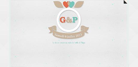 Mariage de Gaelle/Philippe
