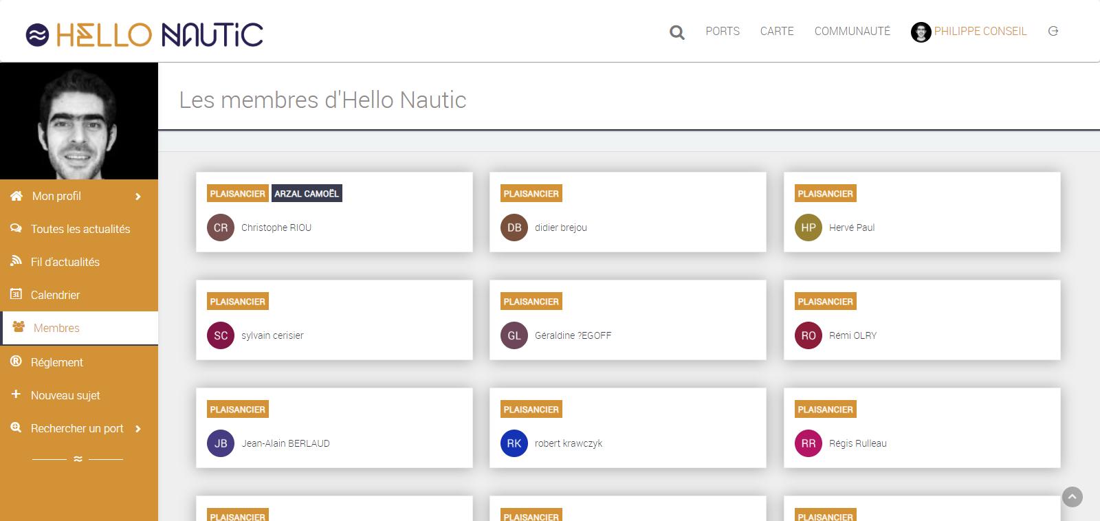 Hello Nautic