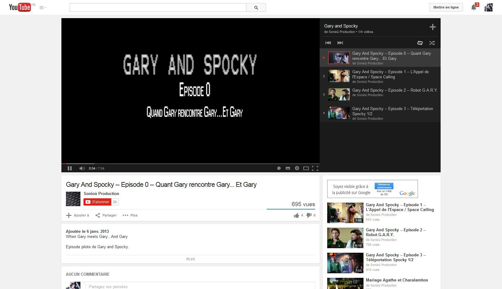 Gary and Spocky